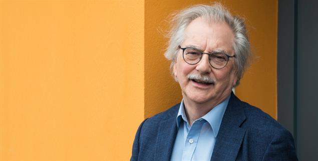 Wolfgang Kessler: »Was ich nicht selbst in Angriff nehme, passiert nicht. Diese Einstellung hat mein Leben geprägt« (Foto: Yvonne Schwehm/ypspunkt.de)