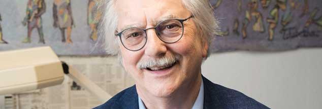 """Wolfgang Kessler, zwanzig Jahre lang Chefredakteur von Publik-Forum: """"Geblieben ist mir der tiefe Eindruck, dass wir für Leserinnen und Leser schreiben, die die Welt besser machen wollen."""" (Foto: Schwehm  ypspunkt.de)"""