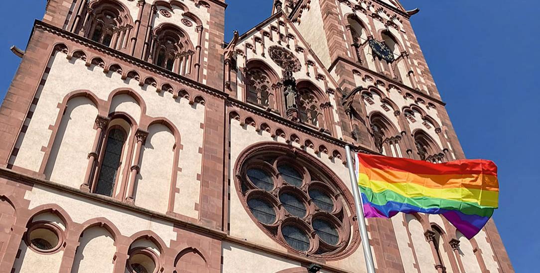 Herz-Jesu-Kirche in Freiburg (Foto: Daniel Wiedmann)