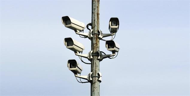 George Orwell lässt grüßen (Foto: pa/Tack)
