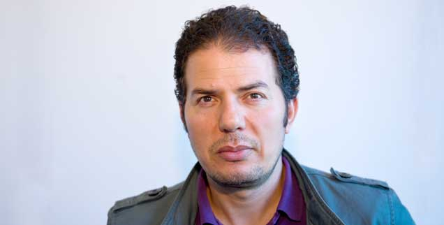 Vermutlich am Sonntag, 24. November 2013,  in Ägypten entführt: Hamed Abdel-Samad, Politikwissenschaftler und Publizist, langjähriger Publik-Forum-Autor (Foto: pa/Kjer)