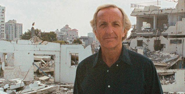 Ein Kriegsberichterstatter, der nicht im Dienst der Mächtigen filmt: John Pilger ist für seine Arbeit vielfach ausgezeichnet worden