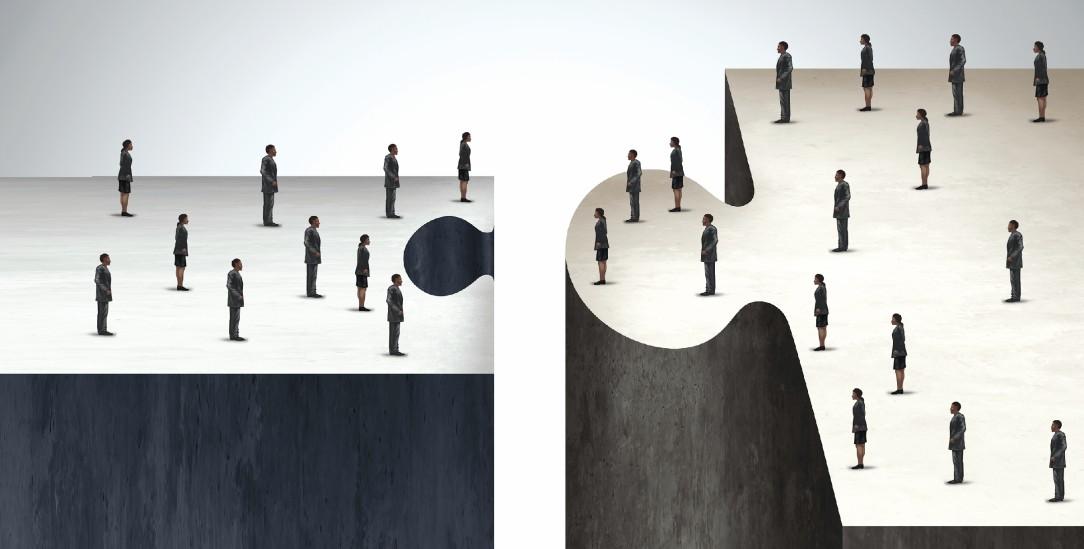 Können sich»Verteidiger«  und »Entdecker«  wieder versöhnen? (Illustration: freshidea/stock.adobe.com)