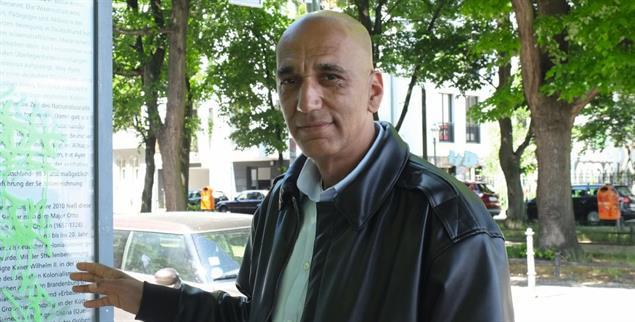 Tahir Della (Foto: Scheffer)