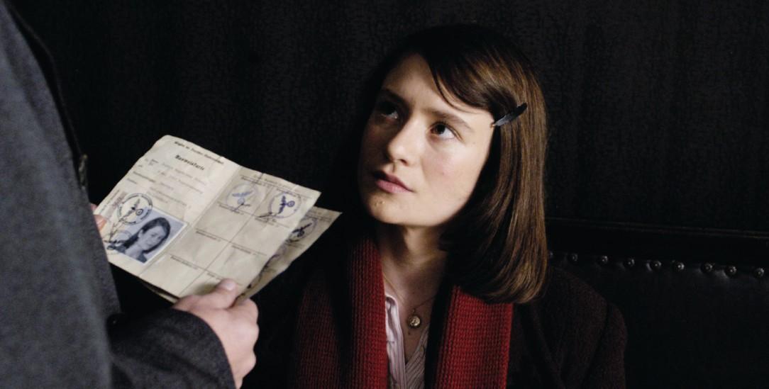 Stille Power: Julia Jentsch spielt Sophie Scholl im Film von Marc Rothemund (2005) (Foto:pa/United Archives / kpa Publicity)