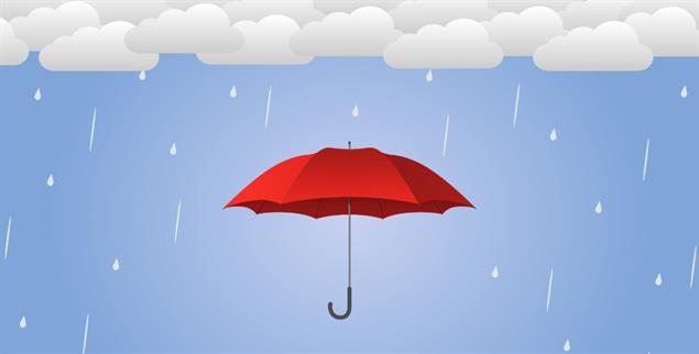 Reden über das Wetter? – Der Klimawandel hat dem Small-Talk die Unschuld genommen (Illustration: iStock by Getty/oxinoxi)
