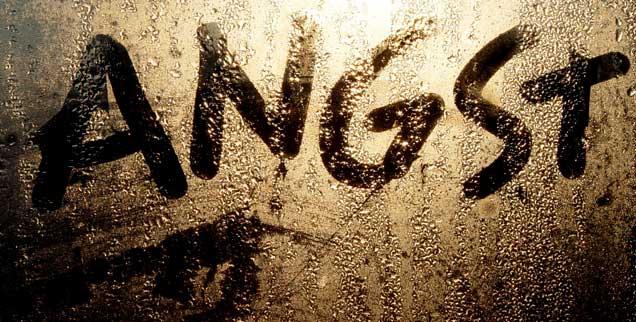 »Angst ist ein Grundgefühl der Gegenwart, der Soundtrack der Krise«, sagt der Salzburger Theologe Martin Dürnberger  (Foto: pip/photocase.de)