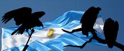 Der Hedgefonds Elliott Management ist in der Lage, Argentinien in die Insolvenz zu treiben, um selbst hohen Profit zu machen. Solchen Praktiken sollte ein Riegel vorgeschoben werden (Fotomontage; Fotos: Morlachetti/thinkstock/Getty/Hemera; Nel/thinkstock/Getty/istock; Tessier/thinkstock/Getty/istock)
